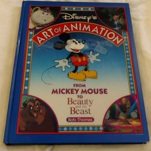 Other - Disney Animation book